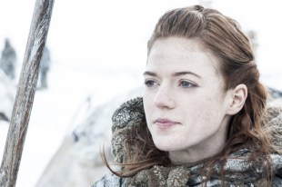 Game of Thrones (HBO) Season 3, 2013 Shown: Rose Leslie (as Ygritte)