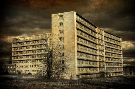 hospital creepy